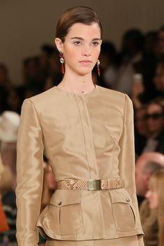 Ralph Lauren Spring 2015 Ready-to-Wear Fashion Show Details