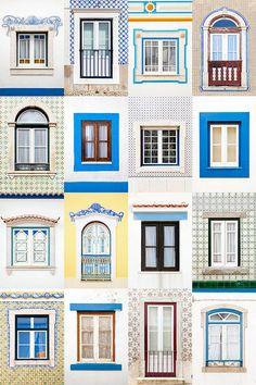 Windows of the World - Janelas do Mundo - Fotógrafo André Vicente Gonçalves