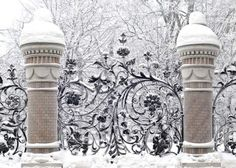 Winter gates