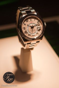 Rolex Sky-Dweller for www.fratellowatches.com