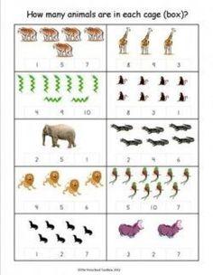 Zoo-Themed Activities for Preschool and Kindergarten