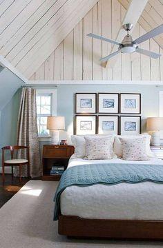 27 Refreshing Coastal Bedroom Designs • Unique Interior Styles