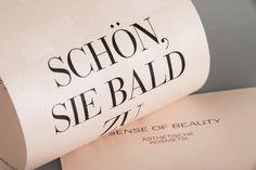 moodley brand identity - sense of beauty Brand Identity, Branding, Cosmetic Treatments, Cosmetic Design, Grafik Design, Corporate Design, Cosmetics, Beauty, Beleza