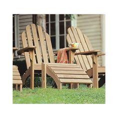 Oxford Garden Adirondack Chair - ADCH / ADCHX