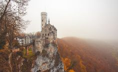 Schloss Lichtenstein by Vinh Tran on Great Places, Monument Valley, Places To Visit, Nature, Travel, Voyage, Viajes, Traveling, The Great Outdoors