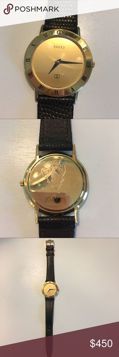 1f1cf3e161a Authentic Ladies Gucci Watch Authentic Gucci watch
