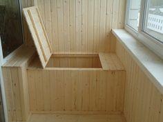 Как обустроить балкон или лоджию. Превращаем маленький балкон в большой. Картинка 1319 :: WebZona.RU