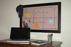 Great idea for a bulletin board