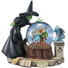 Wizard Of Oz™ Wicked Witch Crystal Ball Musical $70.00
