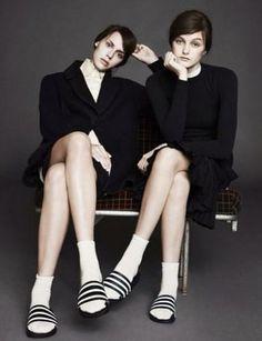 Socks 'n sandals #editorial #adidas