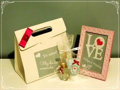 Presente personalizado para quem você ama! Montamos o kit especial e único!  #danielatruvilhanofestas #presentepersonalizado