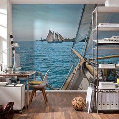 buyuk duvar posterleri duvar kagitlari manzara doga sehir resimleri duvar dekorasyon fikirleri deniz yelkenli