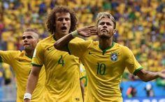 NEYMAR LANCIA IL BRASILE – MESSICO, ECCO GLI OTTAVI #mondiali2014 #brasile #messico #croazia