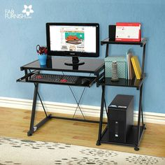 Computer table for room