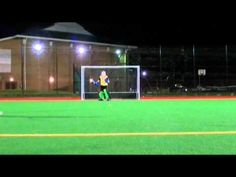 Field Hockey Goalkeeper Training