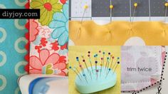 37 Sewing Hacks You'll Wish You Knew Before Now… | DIY Joy Projects and Crafts Ideas
