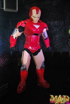Seb en Iron Man Il s'agit de la mark VI  Découvrez son profil => https://www.facebook.com/djsebfromparis?fref=ts