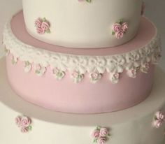 Pretty Cakes, Cute Cakes, Picnic Dinner, Pastel Cakes, Cute Baking, Blush On Cheeks, Baby Pink Aesthetic, Fake Cake, Cake Decorating Techniques