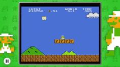 Super Mario Runs Left to Right Because Our Brains Say So