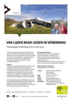 Training van leiden naar lijden in verbinding. Gerda Duin en Bouke de Boer.