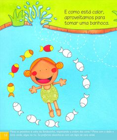 Ilustração de Carla Antunes Little Children, Love Cards, Jesus Loves, School Days, Tweety, Clip Art, Draw, Cute, Fictional Characters
