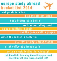 not a study aboard thing but would be awesome when i ever go to europe