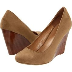 Brown wedges are a must