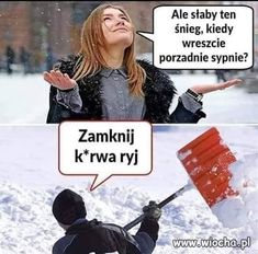 Polish Memes, Weekend Humor, Funny Mems, Pictures Of People, Wtf Funny, Best Memes, I Laughed, Funny Animals, Haha