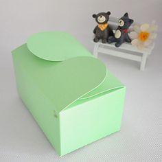 Grass Green Cake Box - Set of 12 – AUD $ 13.69