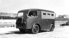 OG   1949 Citroën Type H   Prototype 'TUB' dated 1939