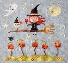 Thrilling Designing Your Own Cross Stitch Embroidery Patterns Ideas. Exhilarating Designing Your Own Cross Stitch Embroidery Patterns Ideas. Cross Stitching, Cross Stitch Embroidery, Embroidery Patterns, Hand Embroidery, Cute Cross Stitch, Cross Stitch Designs, Cross Stitch Patterns, Halloween Cross Stitches, Halloween Crafts