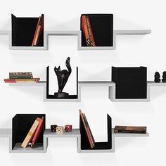 Set of 3 Ales Shelves by DECORTIE #MONOQI