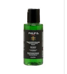 Philip B - Peppermint and Avocado Shampoo - 2 oz