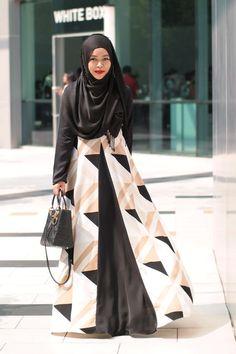 My Amethyst ♥ Muslimah fashion hijab style