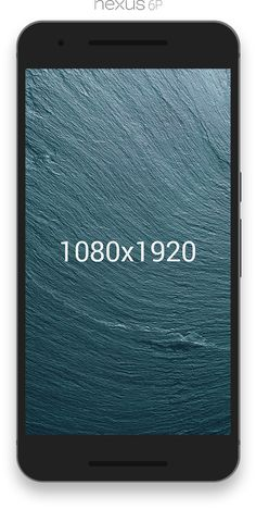Nexus 6P Flat Phone Mockup on Behance