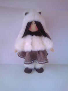Ручная работа Кукла интерьерная текстильная Александрина