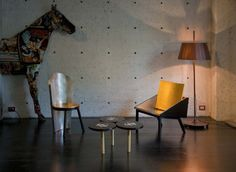 Born in Mumbai in 1974, Indian designer Gunjan Gupta is now dedicated to create designs that are pure art furniture pieces.