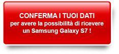 Vinci gratuitamente un Samsung Galaxy S7