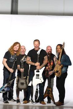 Megadeth Aguante Megadeth