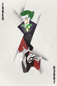 Joker Card on Behance