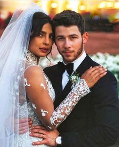 Priyanka Chopra and Nick Jonas are now man and wife but we are still not Celebrity Wedding Photos, Celebrity Couples, Celebrity Weddings, Priyanka Chopra Wedding, Indian Wedding Photography Poses, Man And Wife, Asian Bridal, Star Wedding, Nick Jonas