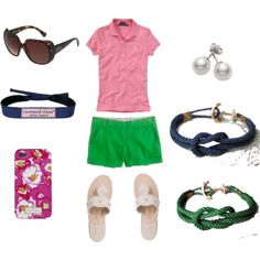 """OOTD 4/29/12"" by thegeorgianprep on Polyvore"