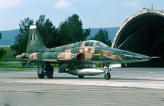 RF-5A Freedom Fighter Hellenic Air Force