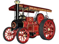 Steam Engine 02 PNG Stock by Roys-Art