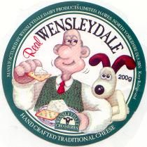 """Wensleydale!"" - yes. We go there. Truly. Might be my favorite bit so far..."