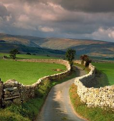 Lake District - The long and winding road