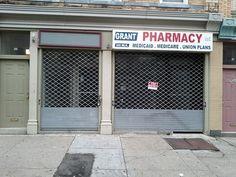 Ground floor store front plus basement