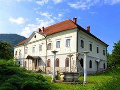 Dvorec Avžlak, Slovenija, Geago