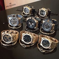 #Homage to #Audemars Piguet collection IIII.