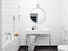 Till nästa renovering, det perfekta badrummet!